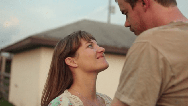 Kristin Slaysman and Joe Swanberg