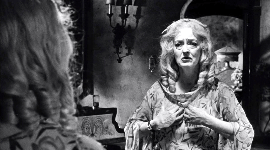 The Feminine Grotesque #2: Mirror, Mirror - On Bette Davis in 'Whatever Happened to Baby Jane?'