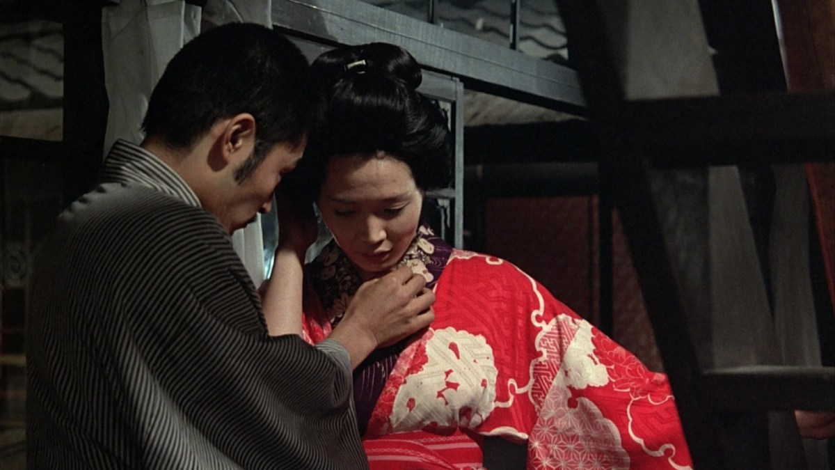 At The Cinémathèque: 'In the Realm of the Senses' (Nagisa Ôshima, 1976)