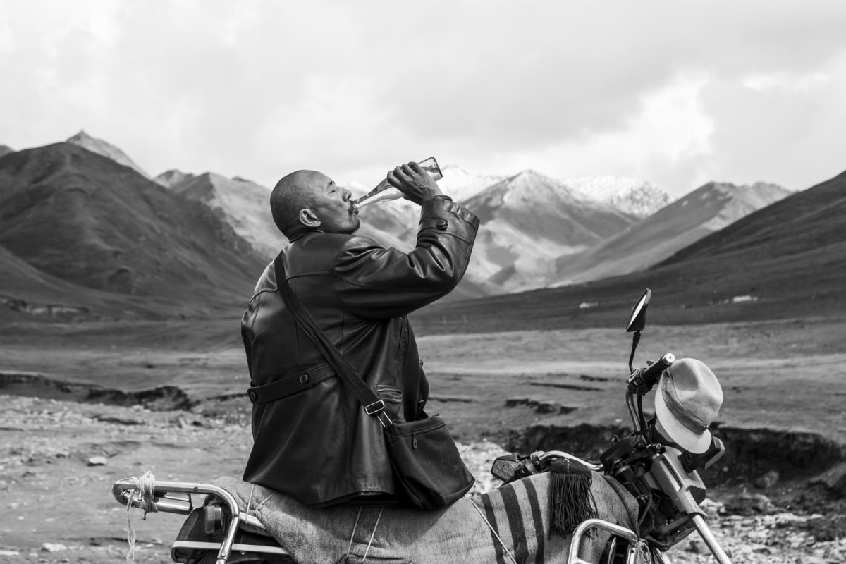 Review: Pema Tseden's 'Tharlo'