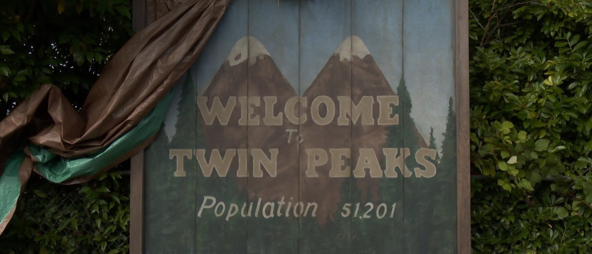 'Twin Peaks' and Beyond the Alphabet