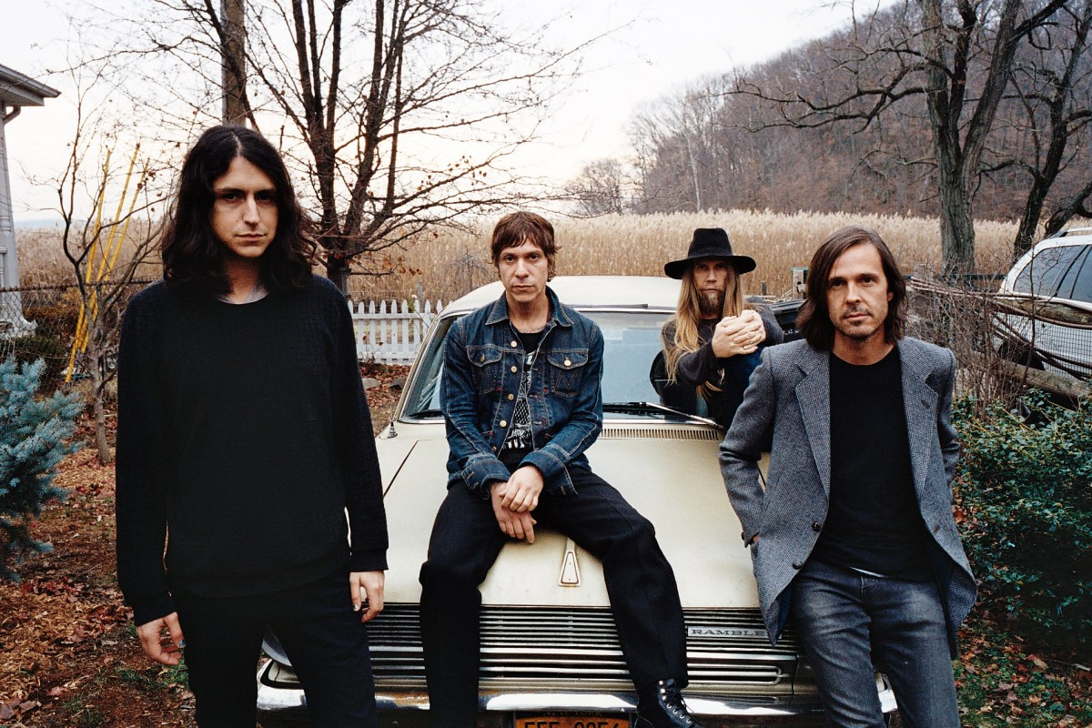 Album Review: Dead Heavens 'Whatever Witch You Are'