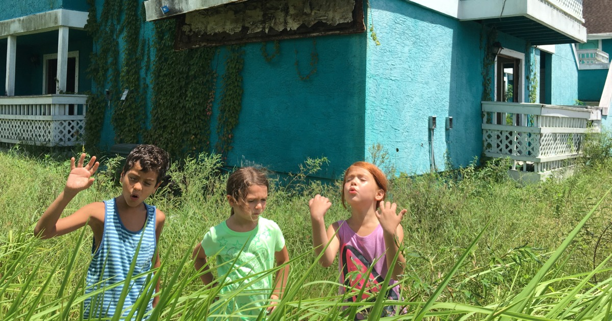 Disney Dreams in Sean Baker's 'The Florida Project'