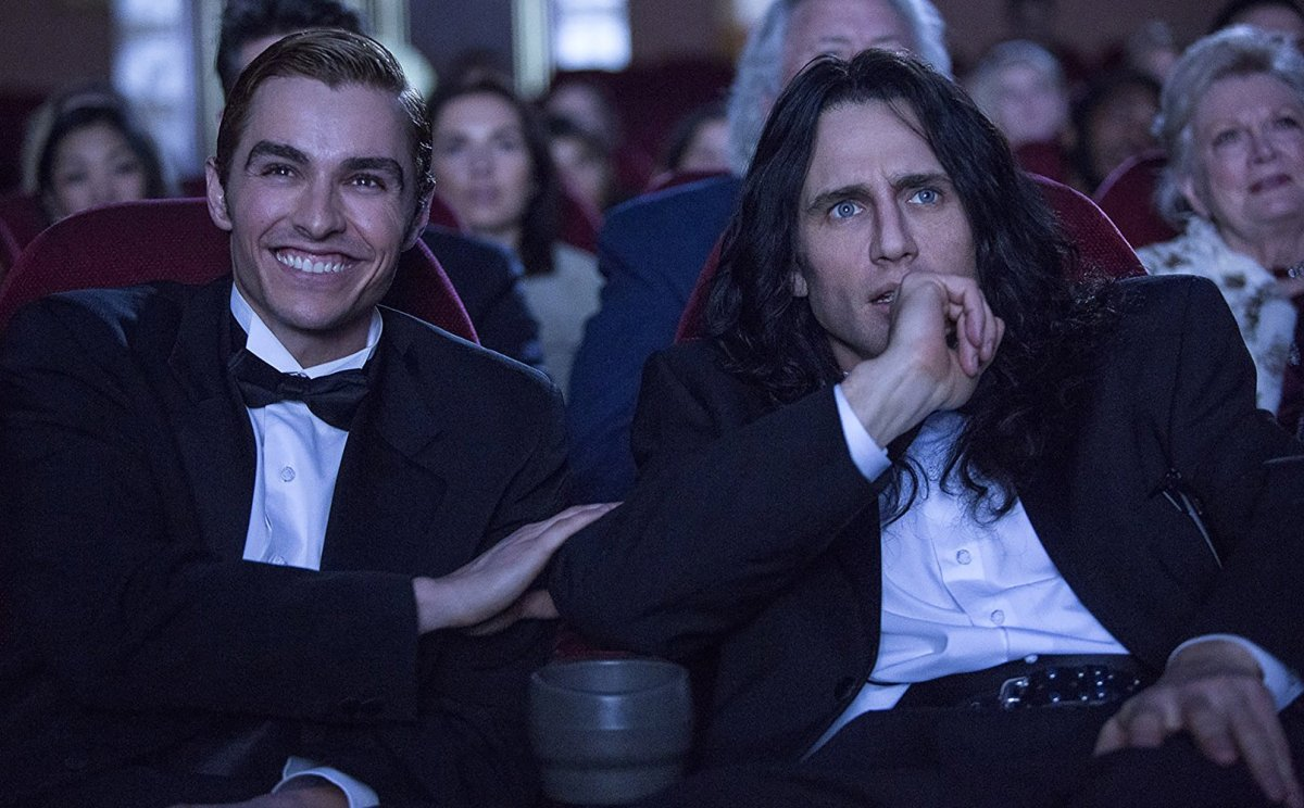 Review: James Franco's 'The Disaster Artist'