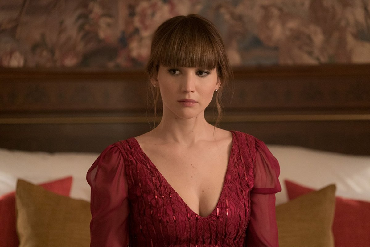 Review: Francis Lawrence's 'Red Sparrow'