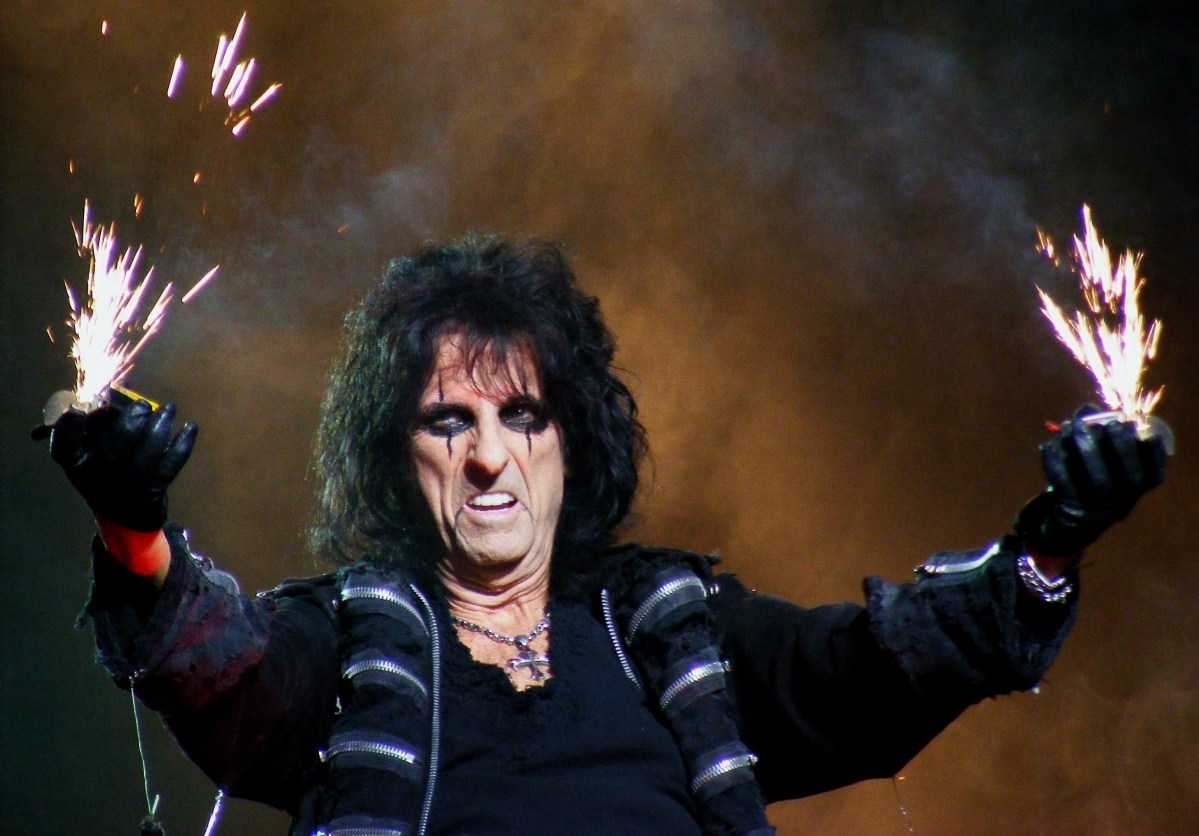 Music for a Brutal, Contemporary Planet: A Selective Alice Cooper Retrospective