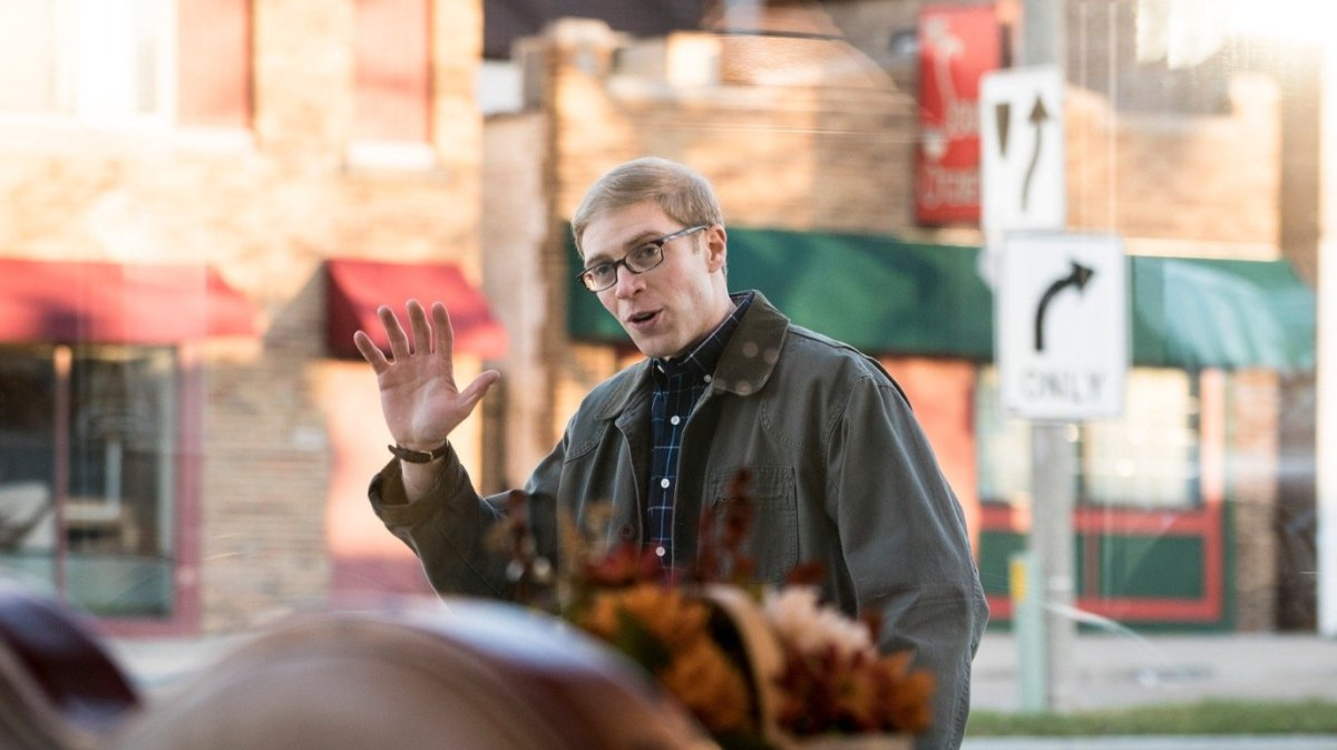 The Transcendent Banality of 'Joe Pera Talks with You'