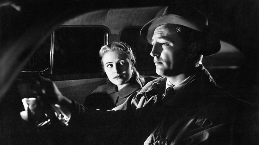 Film Noir Technology and Anxiety - Out of the Past