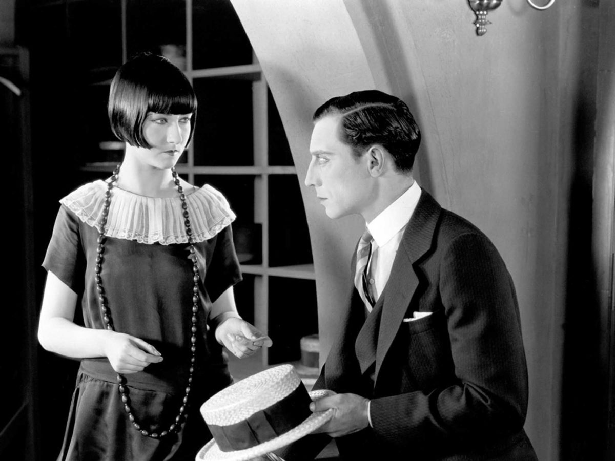 Permanent Shadows: Rosalind Byrne in Buster Keaton's 'Seven Chances'