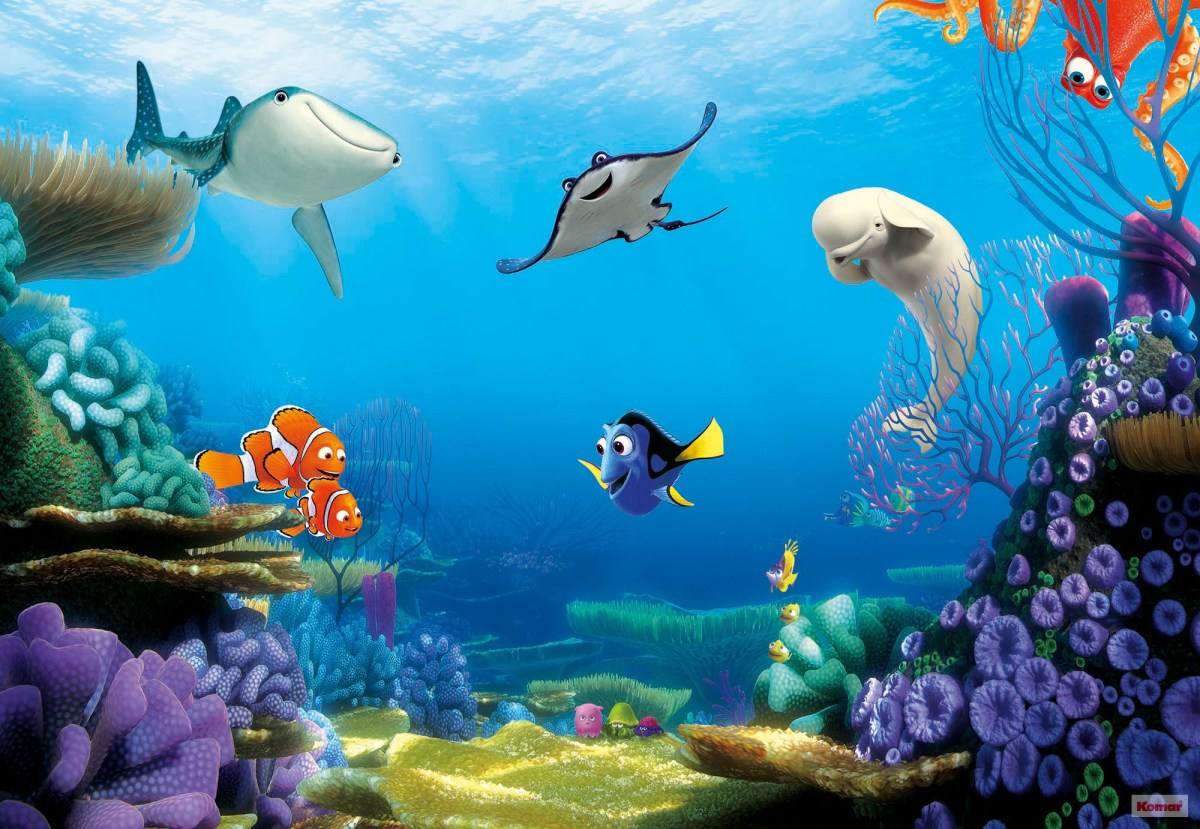 'Finding Dory,' Restoring Relationships and Finding a Way to View Mental Illness