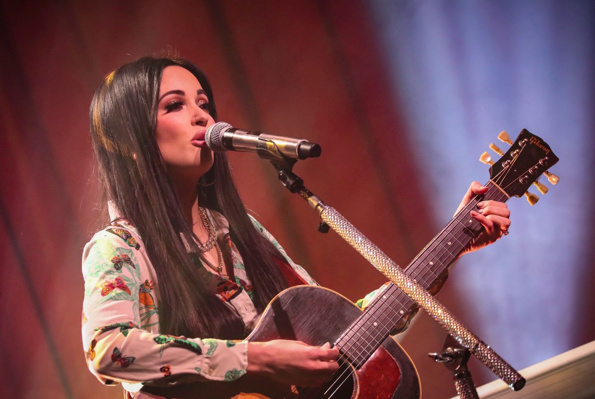 Photo Essay by Andy Witchger: Kacey Musgraves at St. Paul's Palace Theatre