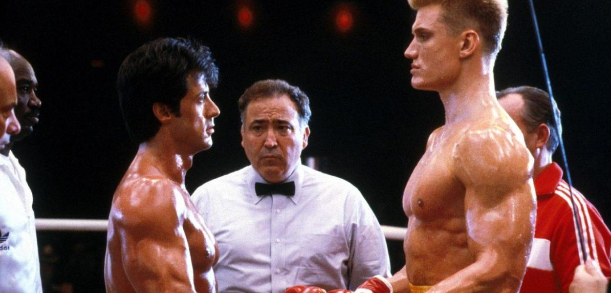 Rocky IV Movie Film
