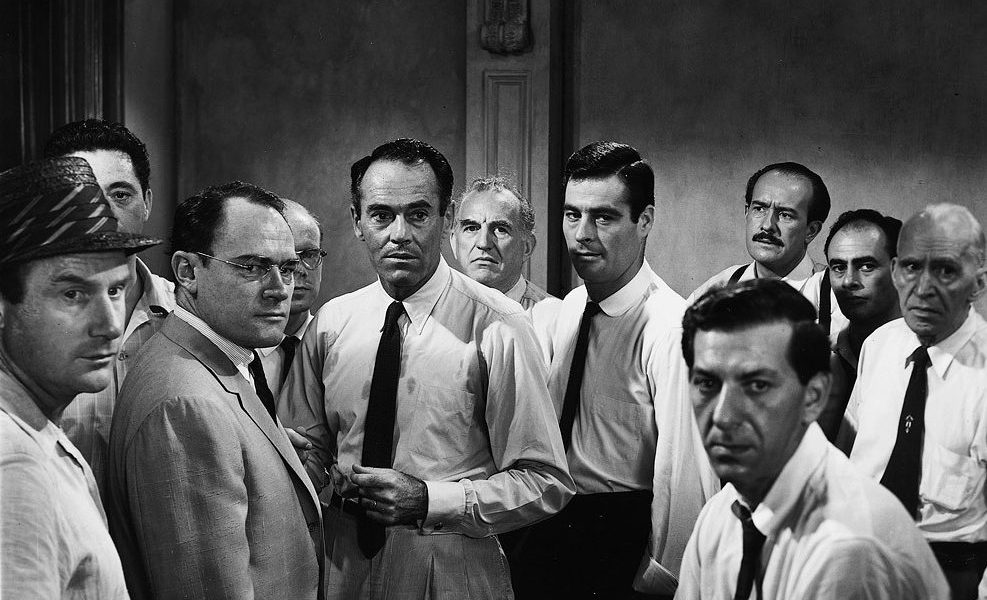 12 Angry Men Movie Film