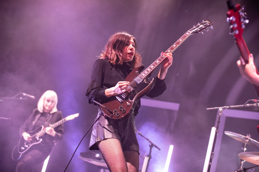 Sleater Kinney St. Paul Minnesota Palace Theatre
