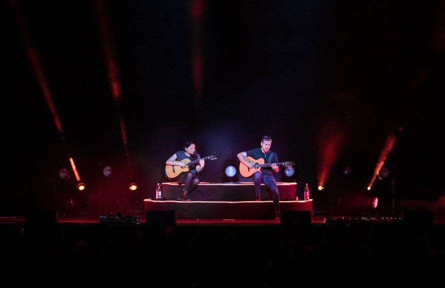 Rodrigo y Gabriela at Minneapolis' State Theatre