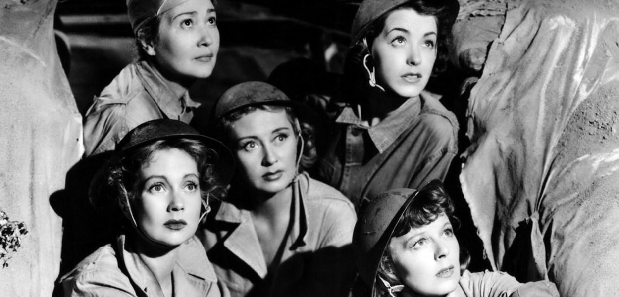 So Proudly We Hail 1943 Movie - Film Essay
