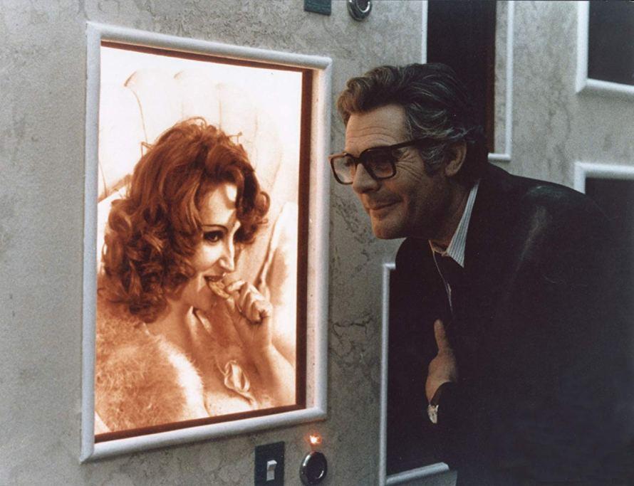 Federico Fellini Movie - City of Women 1980 Film