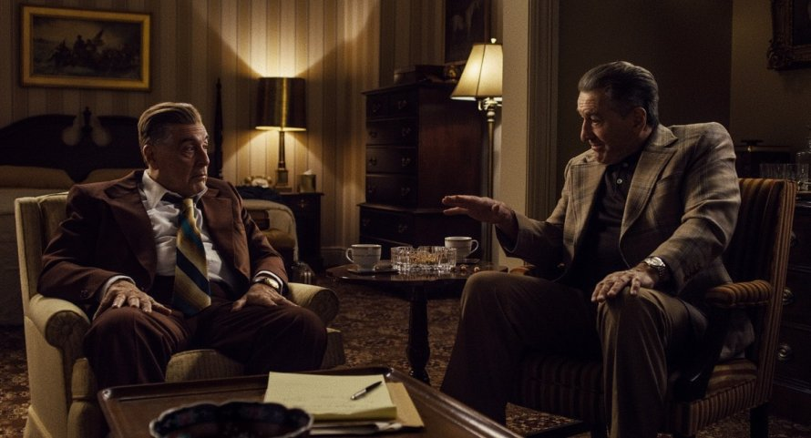 The Irishman Movie Film