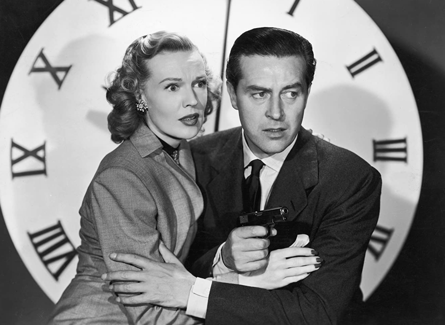 Film Noir Technology and Anxiety - The Big Clock