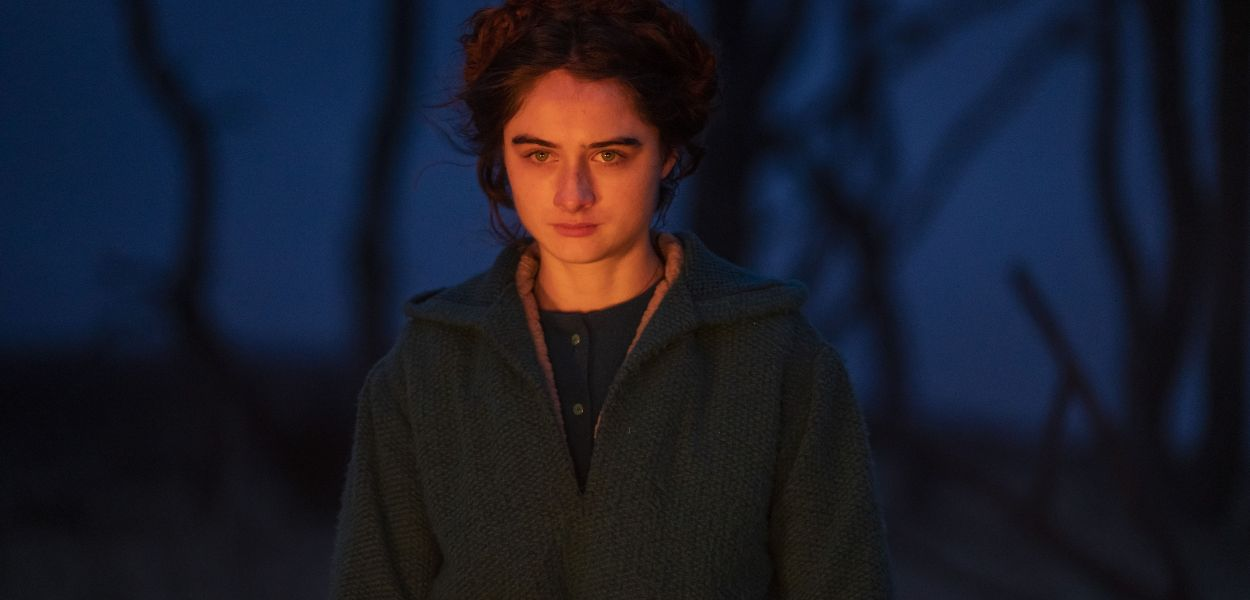Raffey Cassidy in The Other Lamb