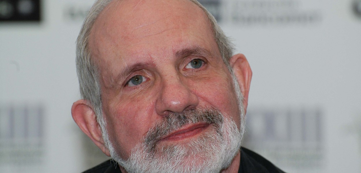 Brian De Palma Free to Labeled for Reuse Wikipedia Commons