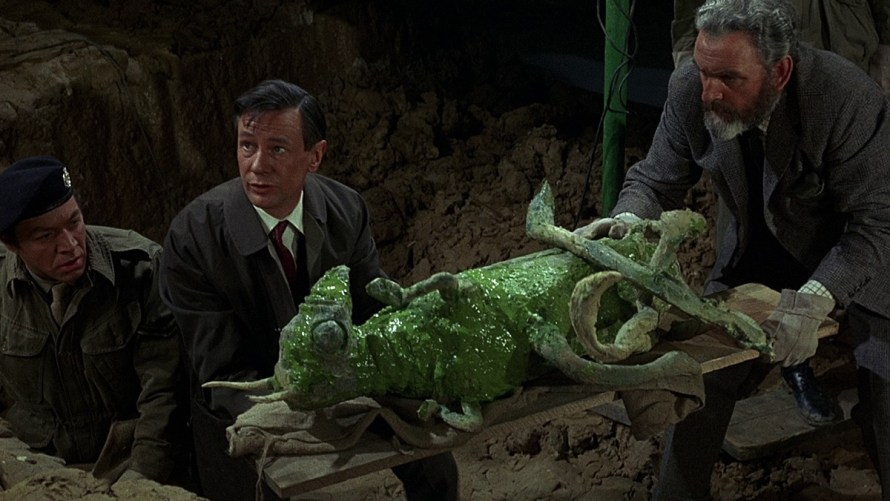 Andrew Keir in Quatermass and the Pit