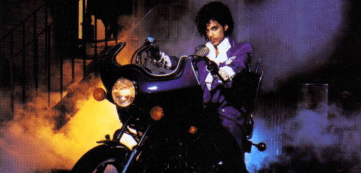 Purple Rain by Prince Cropped