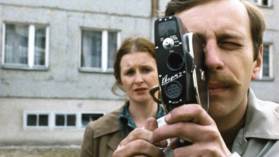Camera Buff Movie Film