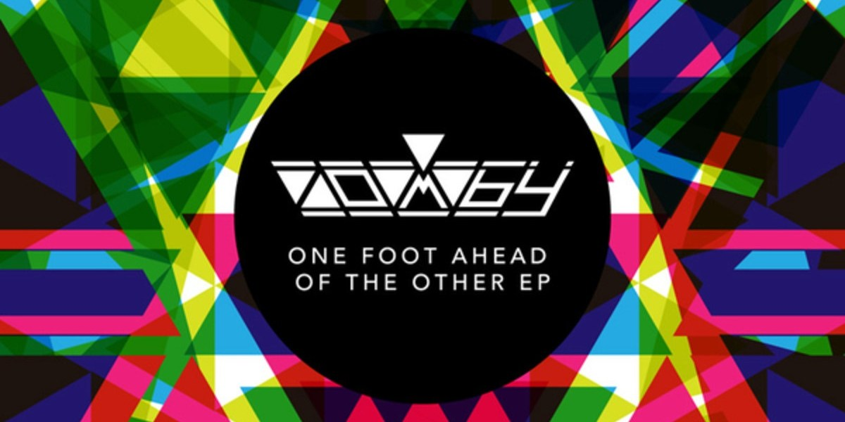 Zomby - One Foot Ahead of the Other