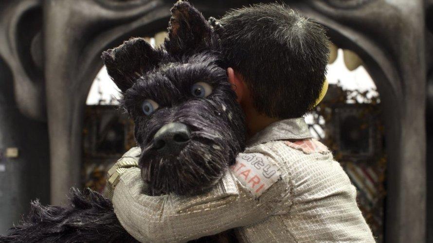 Isle of Dogs Movie Film