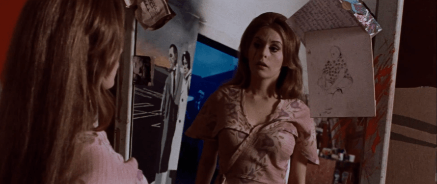 Marianna Hill as Arletty in Messiah of Evil