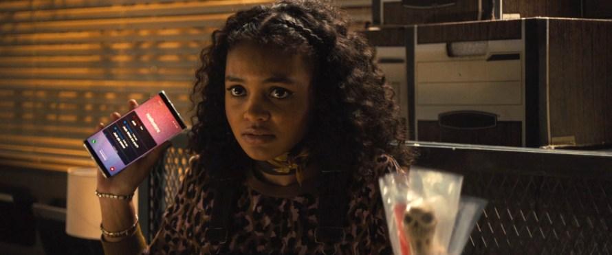 Freaky Cast - Celeste O'Connor as Nyla Chones