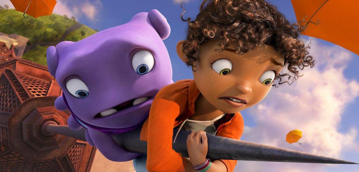 Home Voice Cast - 2015 DreamWorks Movie