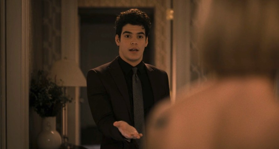 Only Murders in the Building Cast on Hulu - Aaron Dominguez as Oscar