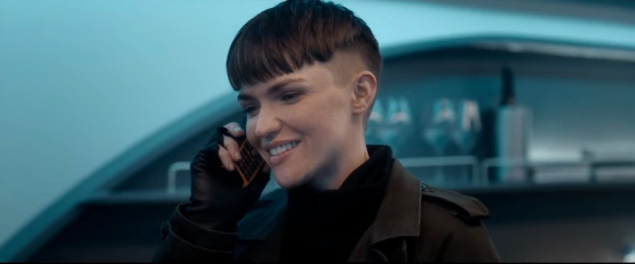 SAS: Rise of the Black Swan Cast - Ruby Rose as Grace Lewis