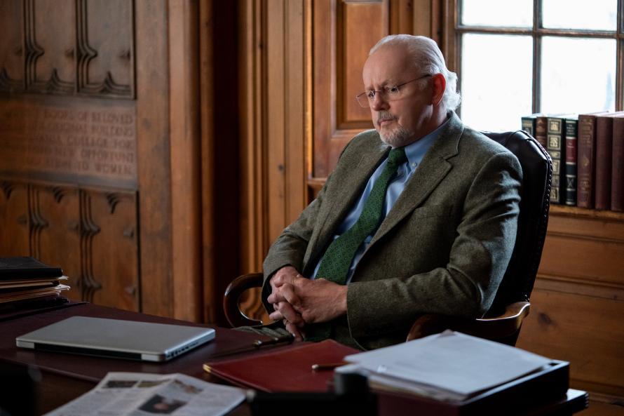 The Chair Cast - David Morse as Paul Larson