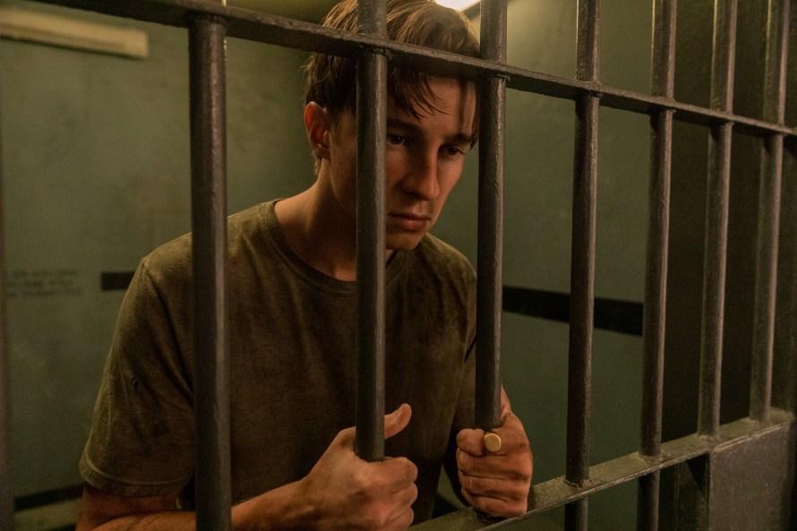 Outer Banks Cast - Drew Starkey as Rafe
