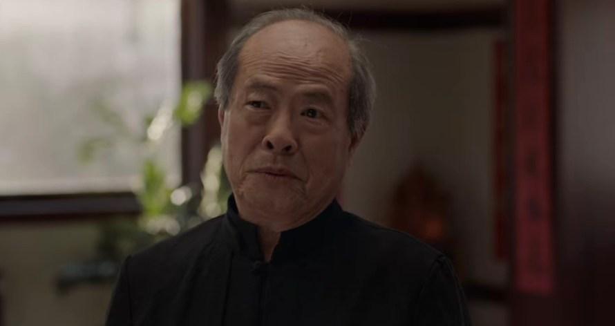 The Paper Tigers Cast - Raymond Ma as Sifu Wong
