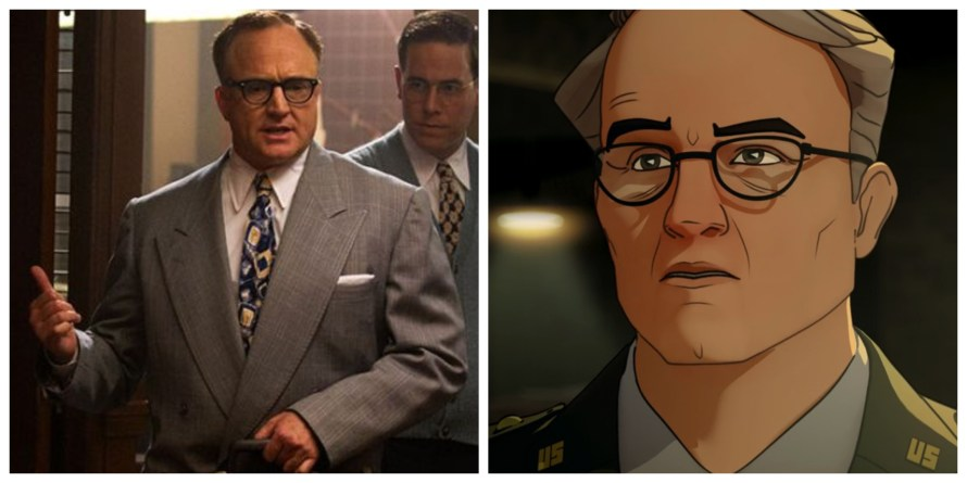 What If Voice Cast - Bradley Whitford as Colonel Flynn