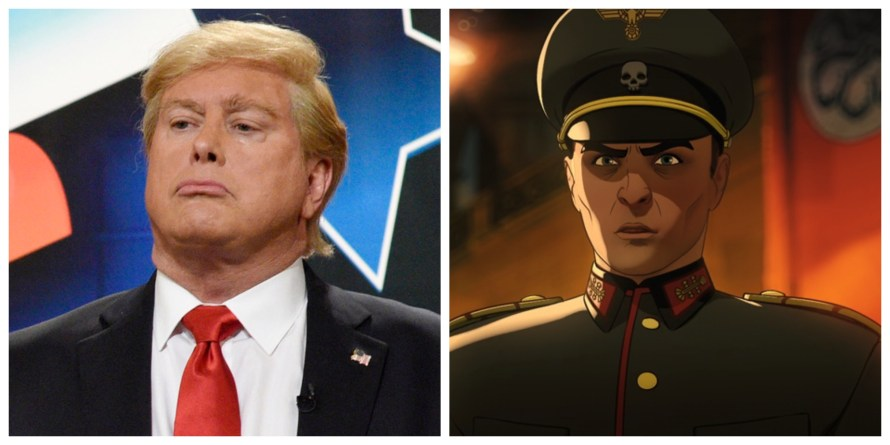 What If Voice Cast - Darrell Hammond as Nazi General