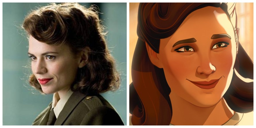 What If Voice Cast - Hayley Atwell as Peggy Carter
