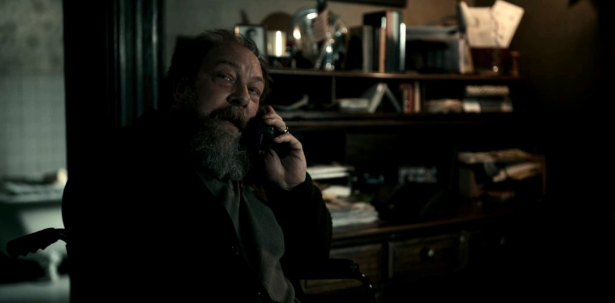 American Rust Cast - Bill Camp as Henry English