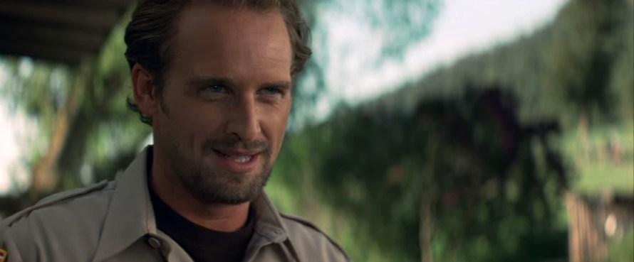 An Unfinished Life Cast - Josh Lucas as Crane Curtis