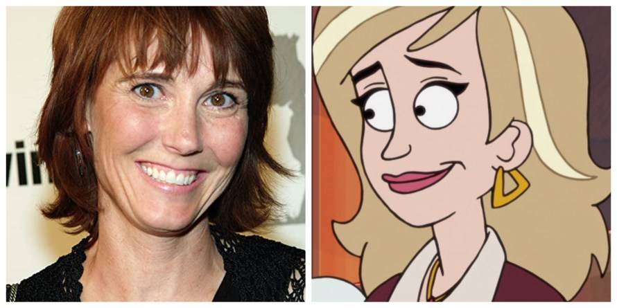 Chicago Party Aunt Voice Cast - Jill Talley as Bonnie