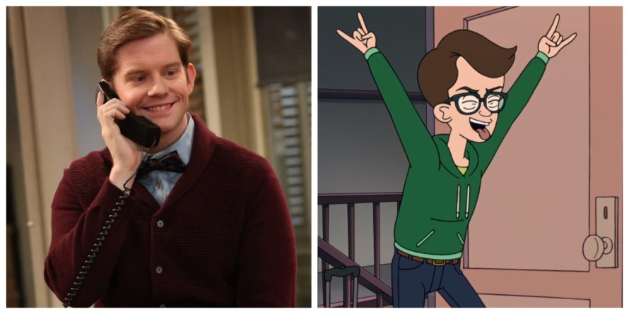 Chicago Party Aunt Voice Cast - Rory O'Malley as Daniel