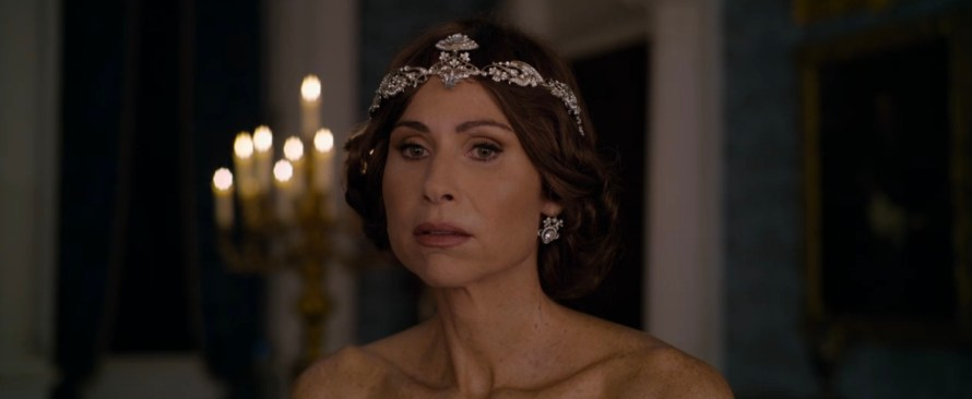 Cinderella Cast 2021 on Amazon Prime - Minnie Driver as Queen Beatrice