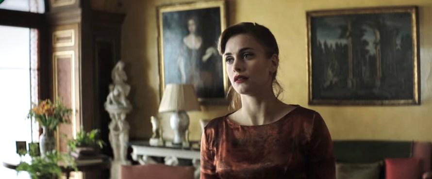 Crooked House Cast - Stefanie Martini as Sophia Leonides