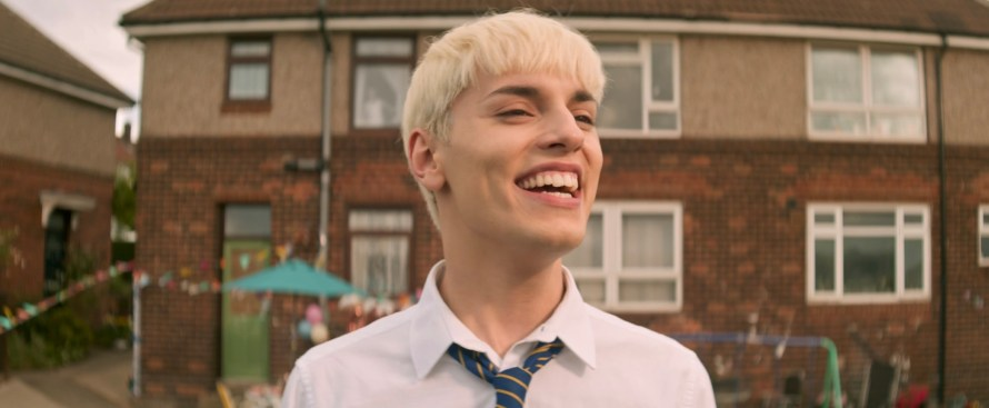 Everybody's Talking About Jamie Cast - Max Harwood as Jamie New