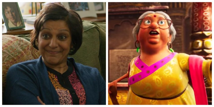 Firedrake the Silver Dragon Voice Cast - Meera Syal as Subisha Gulab