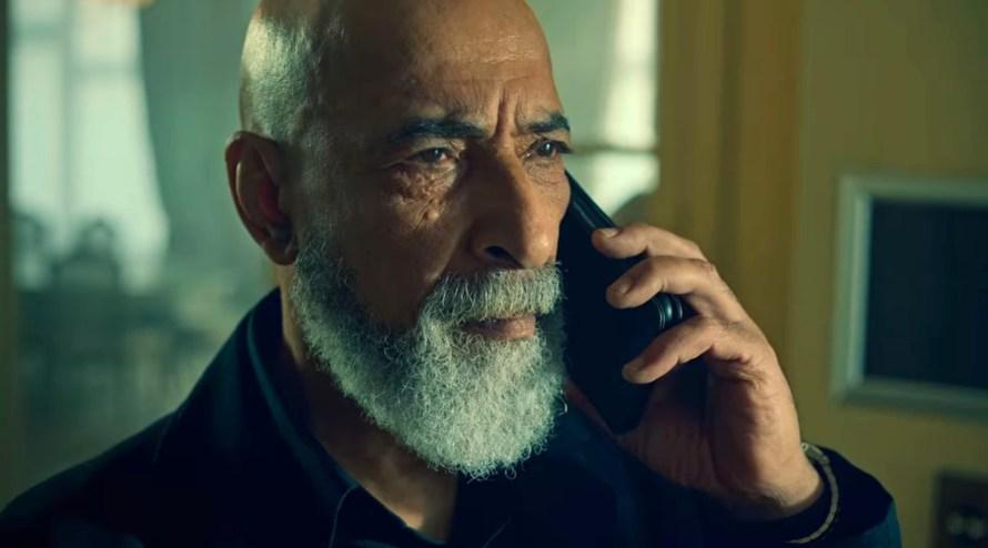 Ganglands Cast (Braqueurs) on Netflix - Noureddine Farihi as Hassan